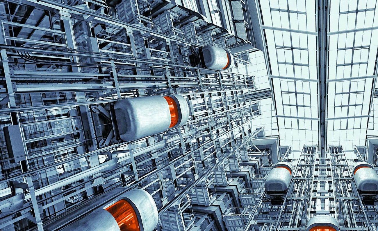 Svitanje ili suton Arhitektura i Industrija